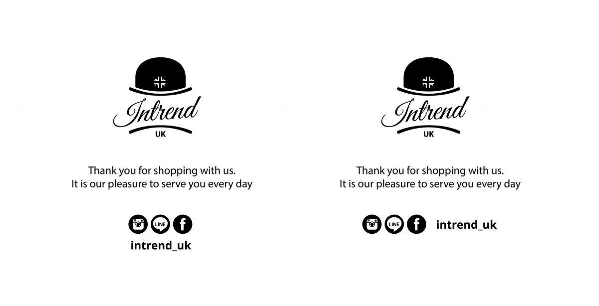 Logo design services for our customer.